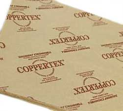 Coppertex 12x12 cut sheets