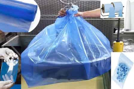 VCI Poly Bags and Film Plastic Industrial Packaging