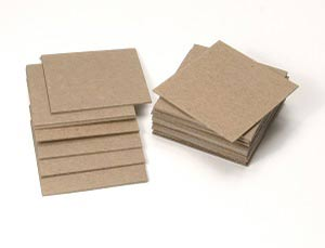 "VCI Paper Chip Packaging 1""x1"""